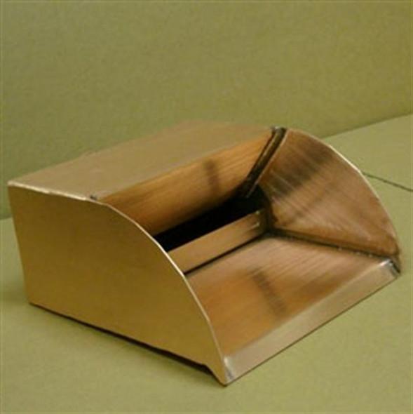 """Bobe Design Series 8"""" Radius Copper Scupper"""