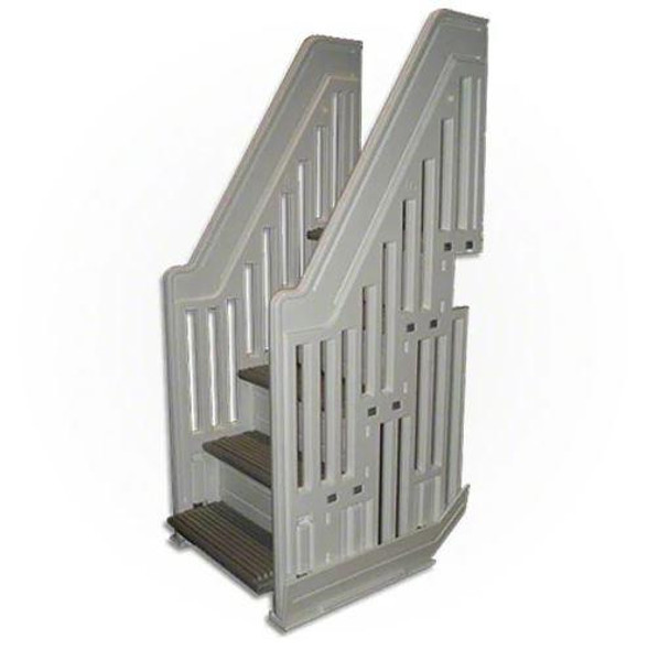 Confer Plastics 5-Step Pool Entry System - PES-1X