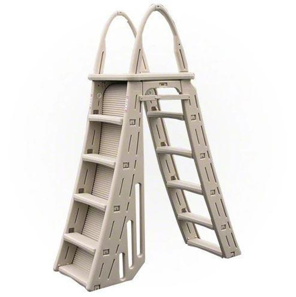 Confer Plastics A-Frame Pool Ladder - 7200