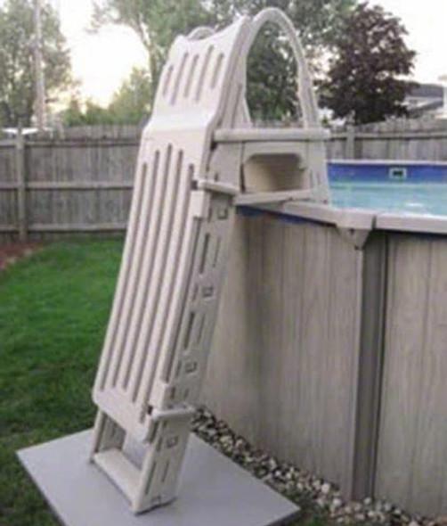 Confer Plastics Roll Guard Gate for A-Frame Ladder - G7200