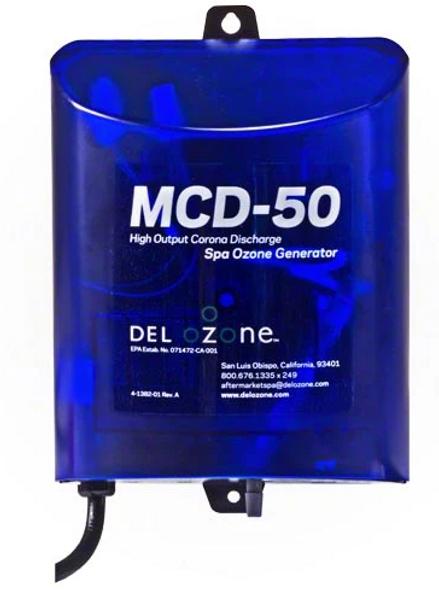 DEL Ozone MCD-50 APG Ozonator - MCD-50U-12