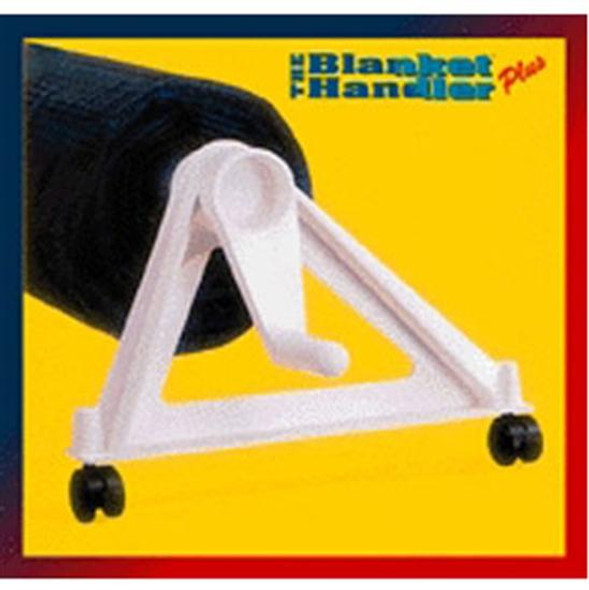 Feherguard Blanket Handler Reel Locking Casters Up To 18' x 36'