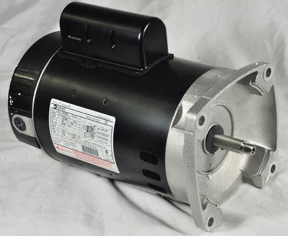 GE 3/4 HP Pool Motor with Square Flange Up-Rated - C1244