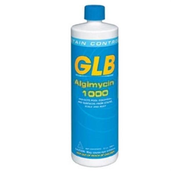 GLB Algimycin 1000 Algaecide 1 Quart - 12 Bottles