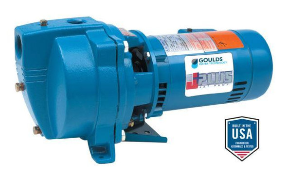 Goulds 3/4 HP Shallow Well Pump - J7S