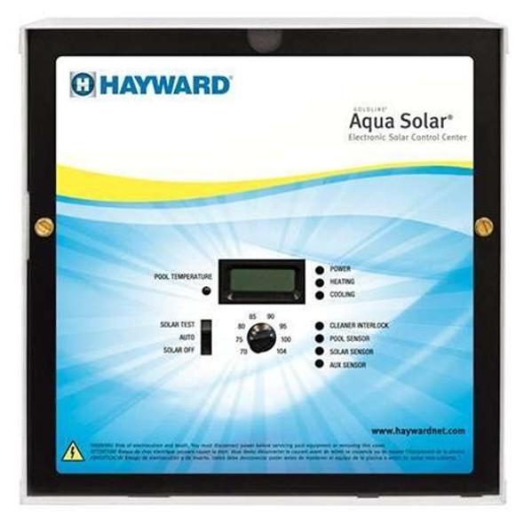 "Hayward AquaSolar Digital Solar Control System - 1.5"" Valve - 2 PC Sensors"