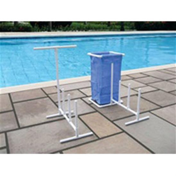 International Leisure Raft Caddy with Hamper
