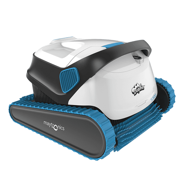 Maytronics Dolphin S300 Robotic In-Ground Pool Cleaner