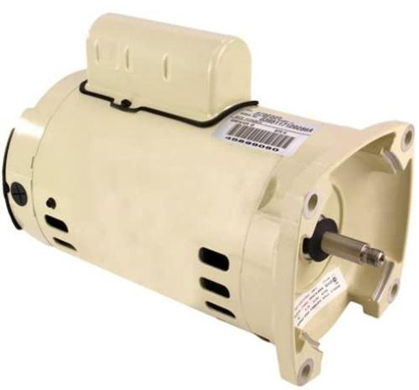 Pentair 1 HP Full Rated 115-230V Square Flange Pool Pump Motor - 075234S
