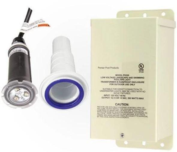 Pentair GloBrite LED Light 100 Foot Cord Gunite Combo 1 - 619993