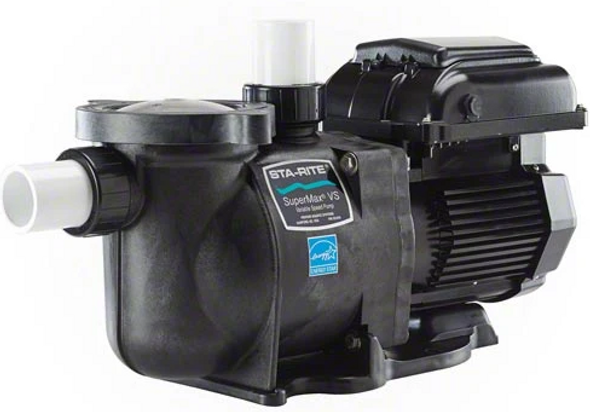 Pentair SuperMax VS Variable Speed Pool Pump 115/230V - 343001