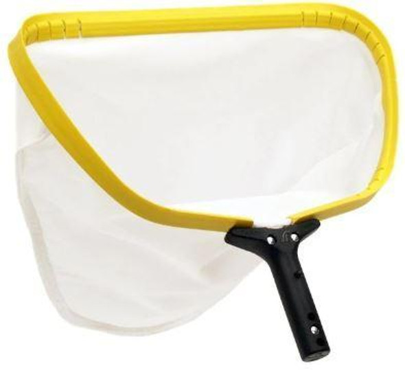 Purity Pool Leaf Rake with Silt Bag - PCSLT