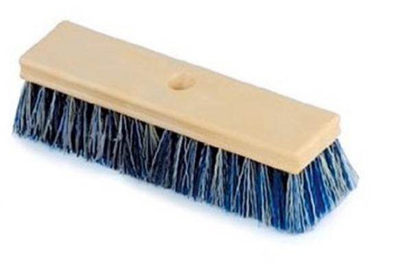 "Pentair Rainbow 10"" Wood Brush Blue And White - R111584"
