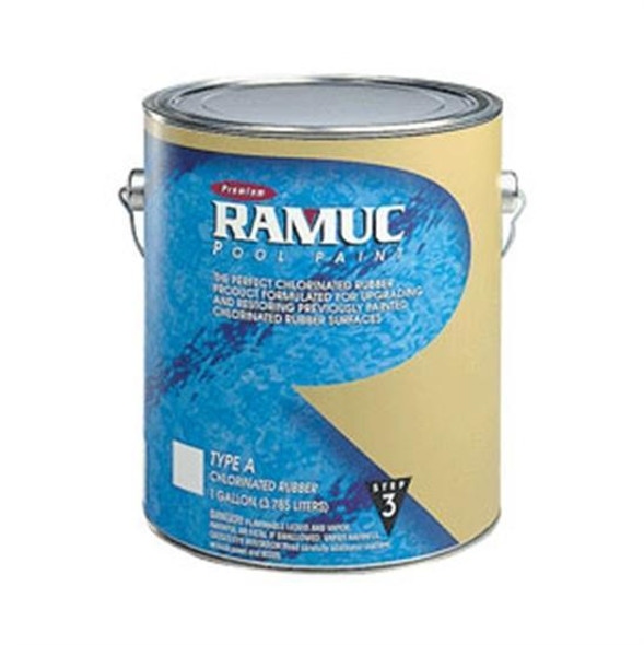 Ramuc Type A Chlorinated Rubber Paint Dawn Blue - 5 Gallon