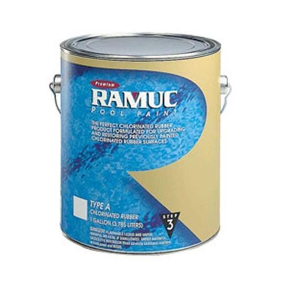 Ramuc Type A Chlorinated Rubber Paint Dawn Blue - 1 Gallon