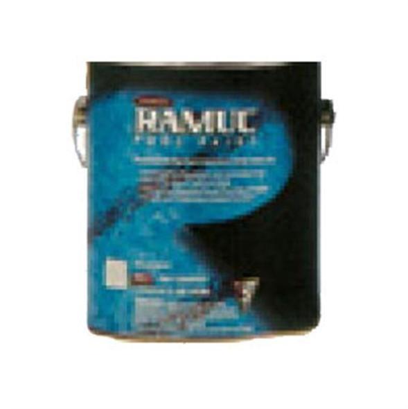 Ramuc Type A Chlorinated Rubber Paint Black - 1 Gallon