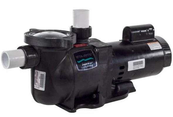 Sta-Rite SuperMax .5 HP EE Pump - PHK2E6C-100L