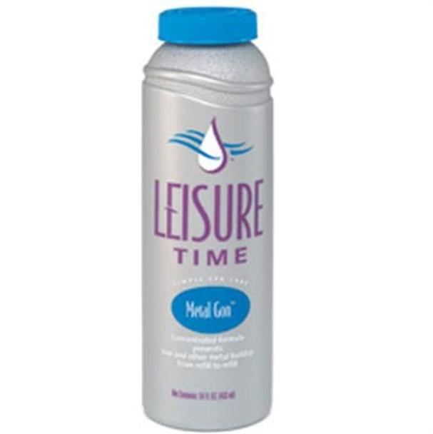 Leisure Time Spa Metal Gon 1 Pint - 1 Bottle