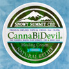 CBD infused Healing Cream. Our Healing Cream is infused with 250 mg of CBD and Devil's Club Oil. Two powerful healing plants. Snowy Summit CBD | CBD Cream | Hemp derived