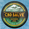 Try our Gold Reserve CBD Salve! 1000 mg CBD Healing Salve infused with CBD & Devil's Club Oil. Two powerful healing plants. Natural pain relief. Snowy Summit CBD | Gold Reserve CBD | Hemp