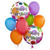 Burlington Happy Birthday Balloons