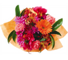 Chappell's Hot Colors Flower Wrap