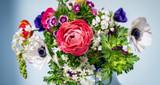 Steps for Arranging a Flower Bouquet