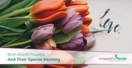 Birth Month Flowers And Their Special Meaning