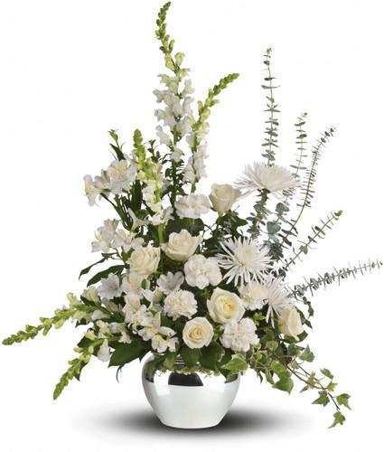 Serene Reflections Bouquet