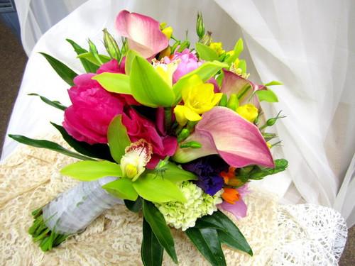 Caribbean Bouquet