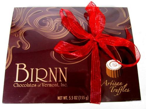Vermont Birnn Artisan Truffles