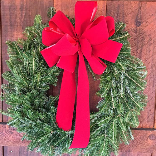 Balsam Christmas Wreath