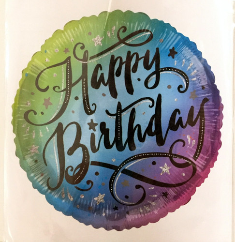 Happy Birthday! Let them all know