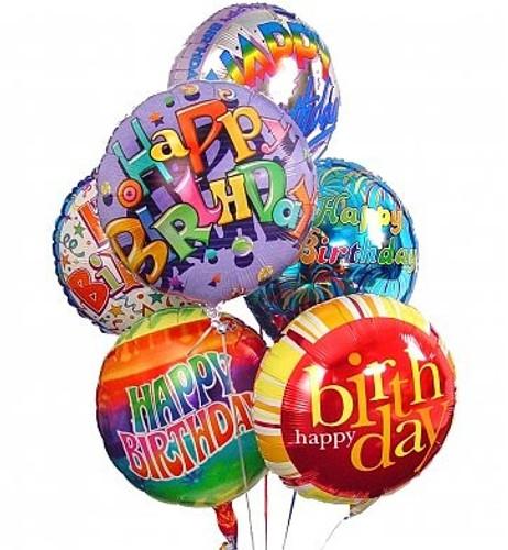 Today Birthday Balloons