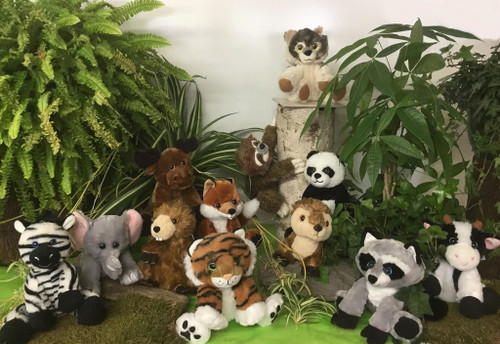 Chappell's Magnificent Jungle Plush