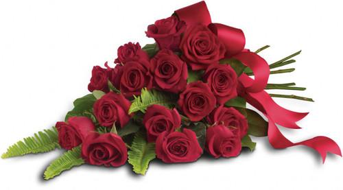 Dozen Red Rose Impression