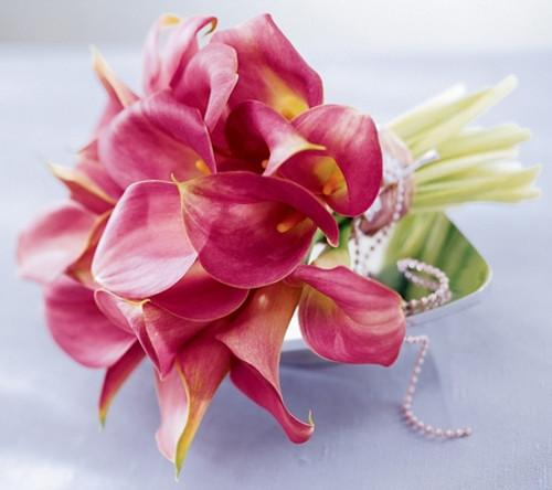 Miniature Calla Lily Bouquet