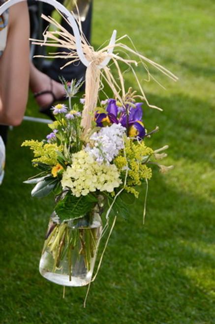 Vermont Wedding Shepard's Hook