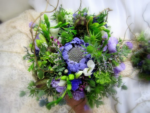 Herb Wildflower Bouquet