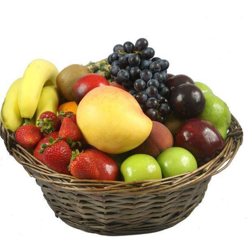 All Fresh Fruit Basket