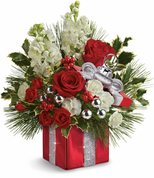 Chappell's Wrapped In Joy Bouquet