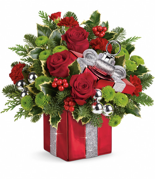 Chappell's Gift Wrapped Bouquet (Local Only)