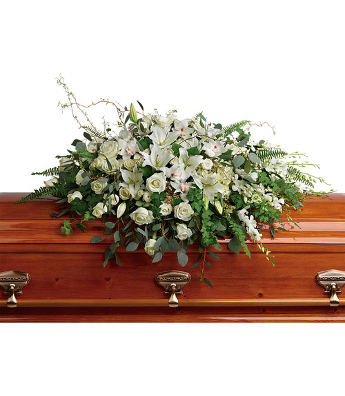 Casket Flowers Spray