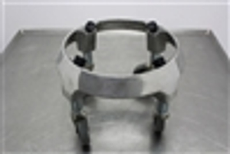 Dolly for Hobart 140QT Mixer Bowl - used