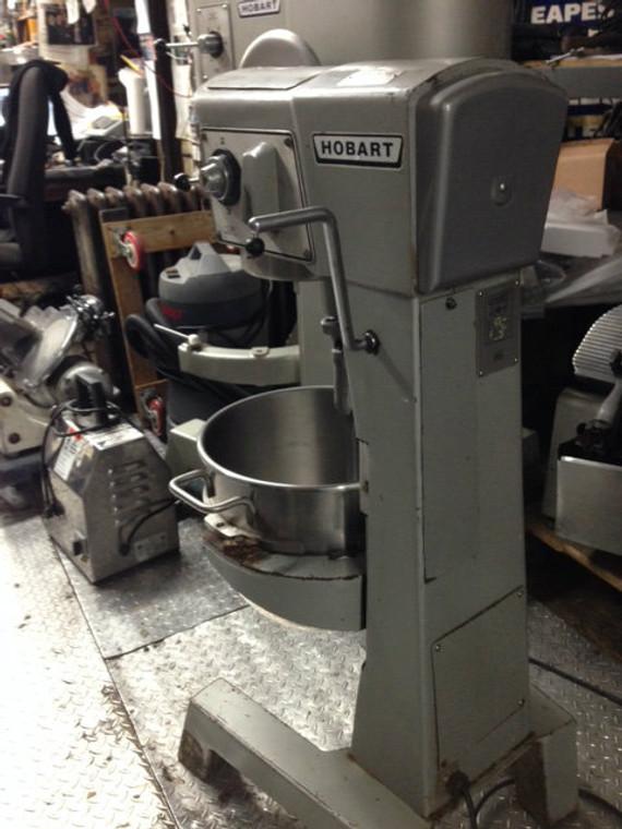 Hobart 30 Qt Mixer Rebuilt