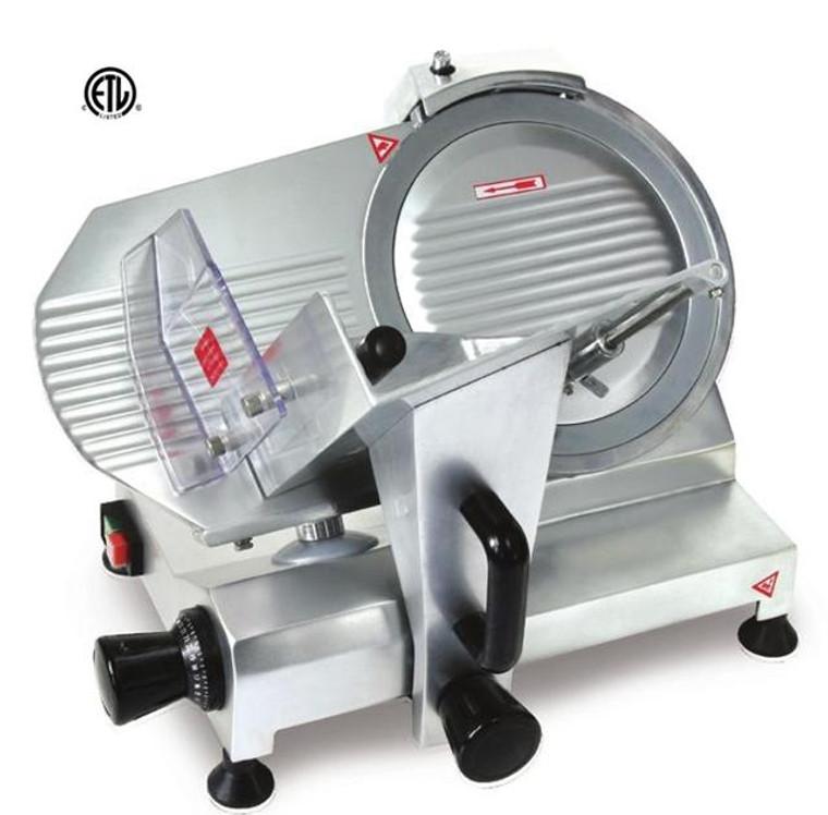 """10"""" Commercial Meat Slicer model 250"""