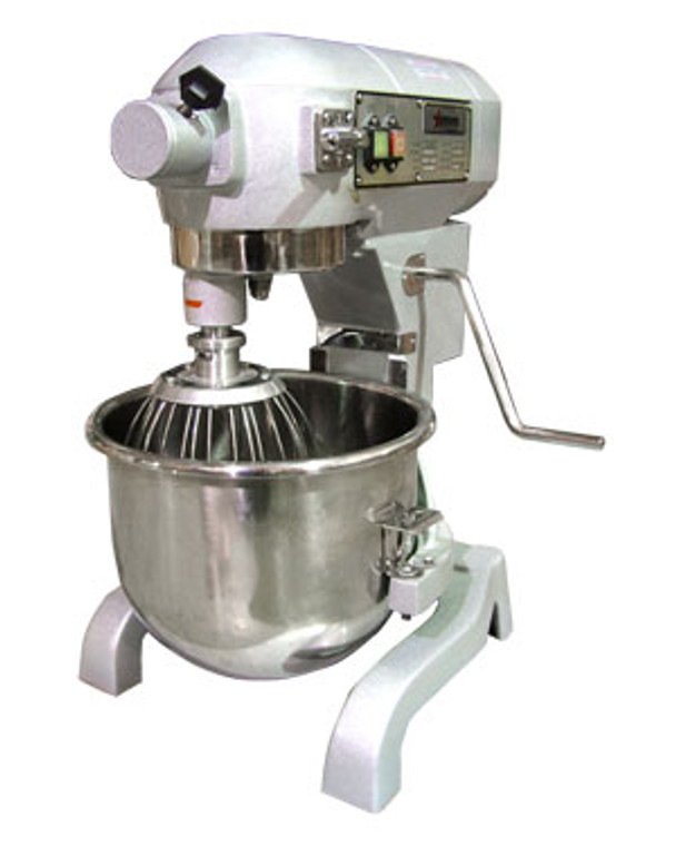 1.5 HP Hobart Style Commercial Planetary 20 Qt Mixer
