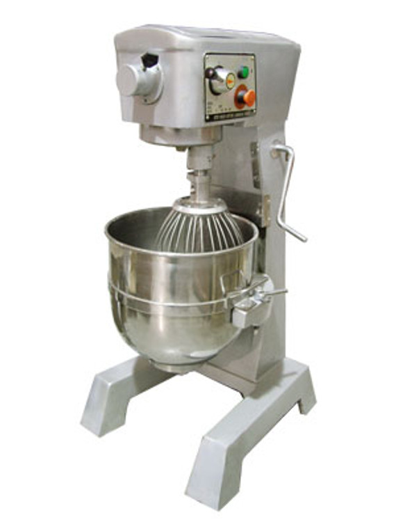 2 HP Hobart Style Commercial Planetary 30 Qt Mixer