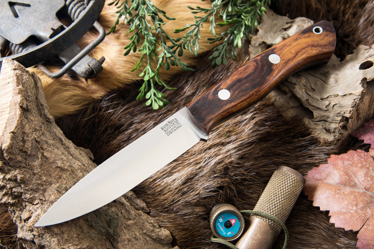 Bark River Aurora Cru-Wear   Bark River Bushcraft Knives