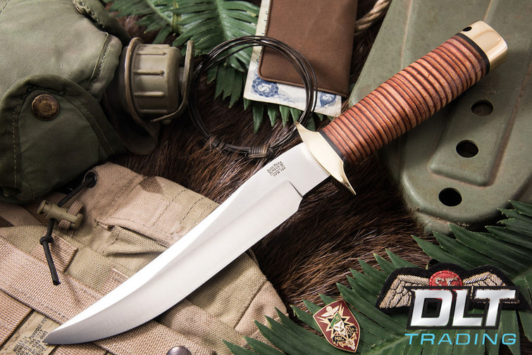 Bark River Knives Macv Sog Recondo Bowie Stacked